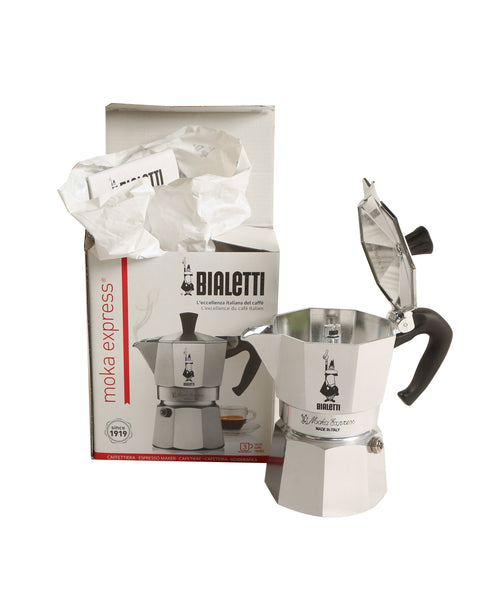 Bialetti Moka Express -Aluminium Coffee Maker