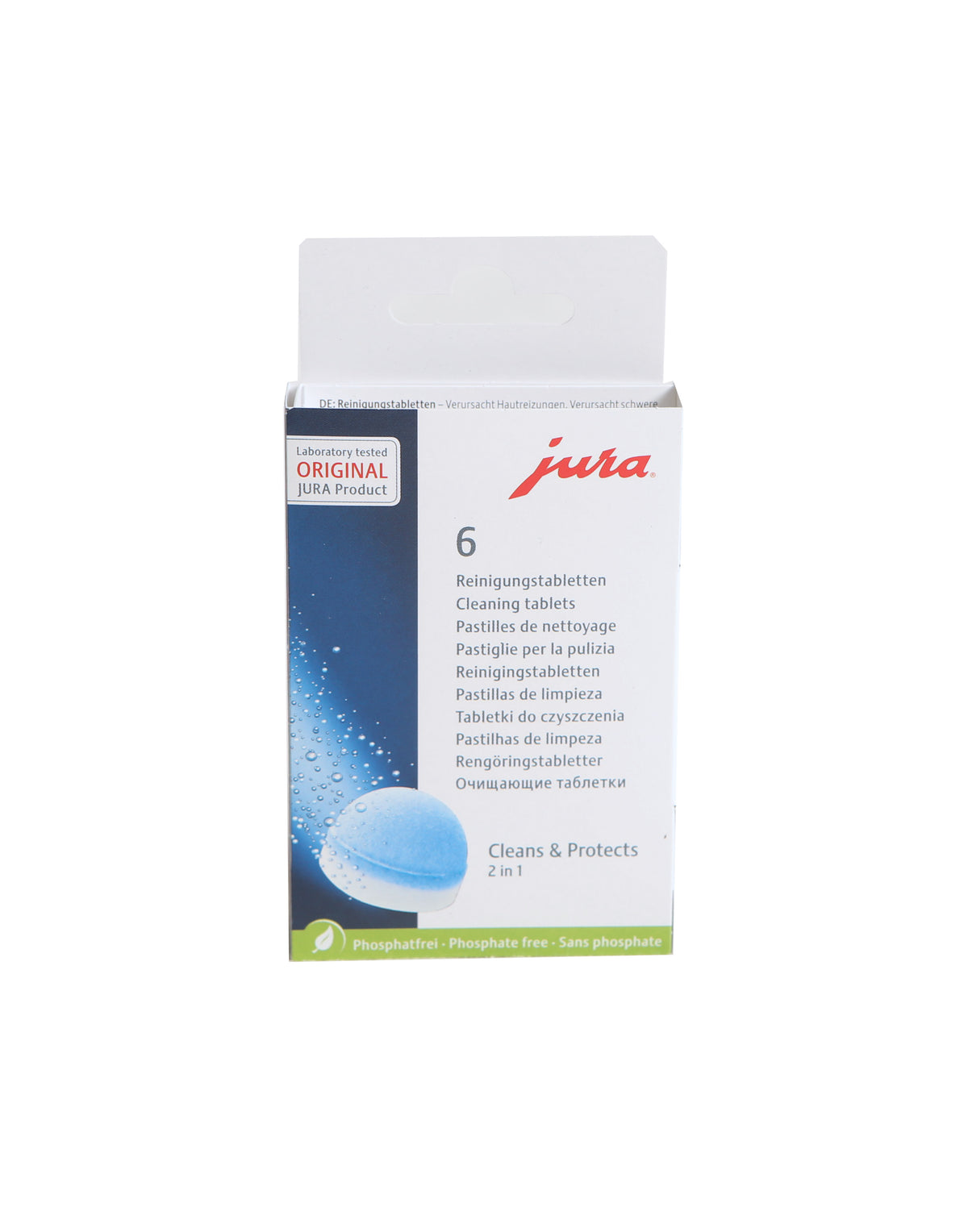 Jura Cleaning Tablets x6