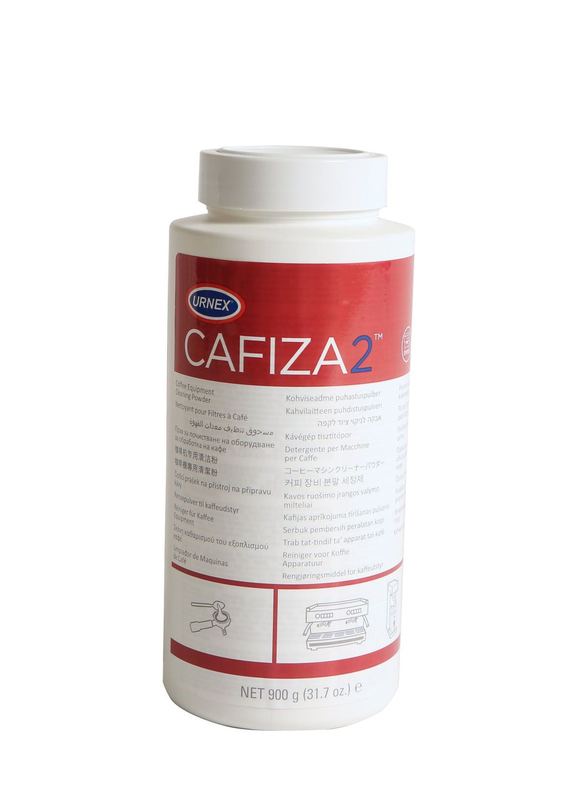 Urnex Cafiza 2 Detergent - Espresso Machine Cleaning Powder