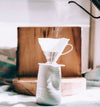 Hario V60 Clear Pour-Over Coffee Dripper