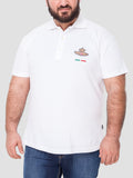 Polo JAMES (taglie forti uomo da 2 XL a 9 XL)