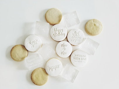 Custom Cookie Stamp