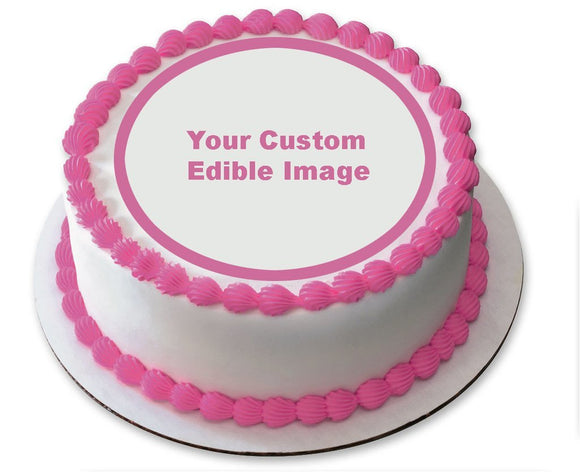 Custom Edible Cake Images
