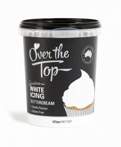 Mondo Over The Top Buttercream