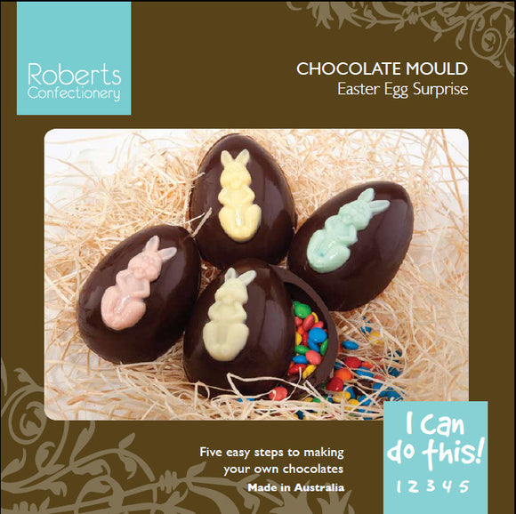 Easter Egg Surprise Chocolate Mould