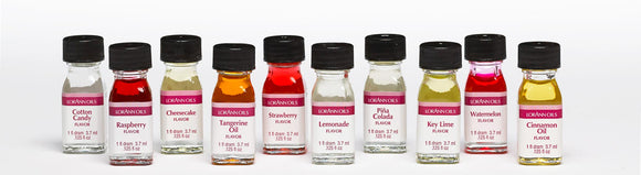 Lorann Oils Super Strength Flavours 3.7ml
