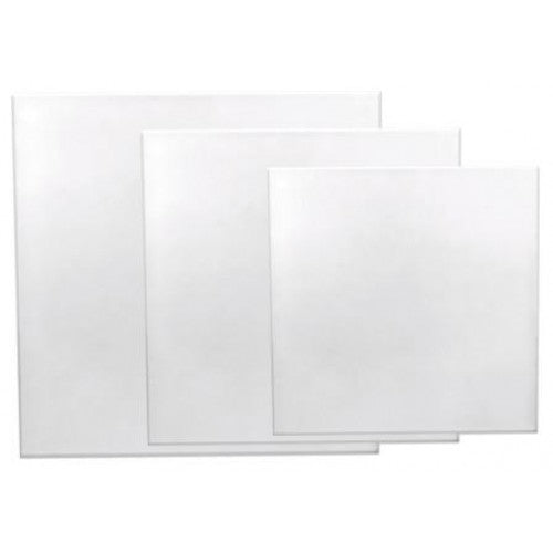 MDF Cake Board Square White