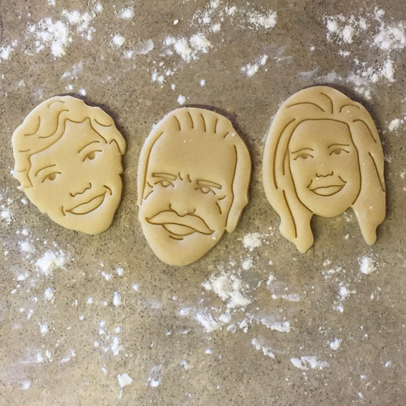 Custom Cookie Face