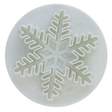Snowflake Plunger Cutter Set of 3