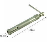 Stainless Steel Fondant Clay Extruder