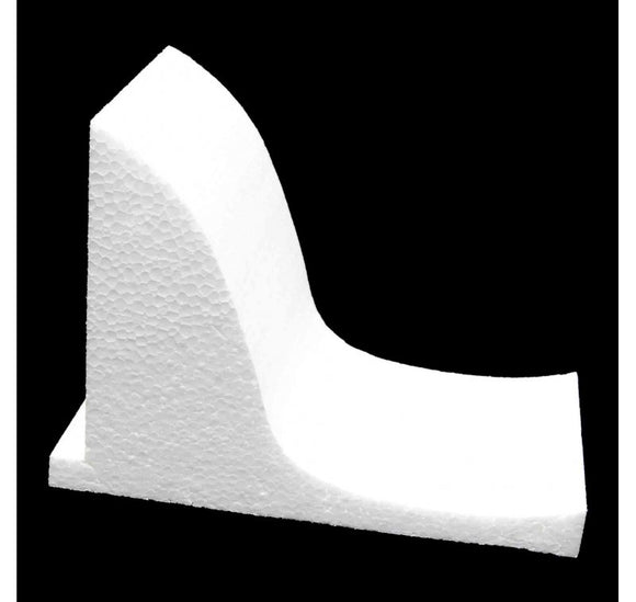 Foam High Heel Shoe Form