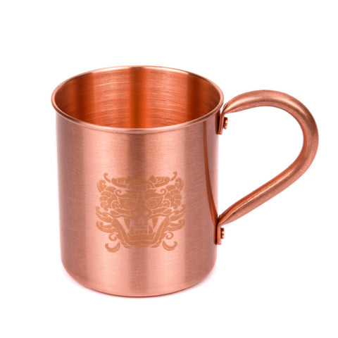 Moscow Copper Mule Mugs Copper Beer Cup Pure Copper Coffee Milk Mug Rose Gold With Handle