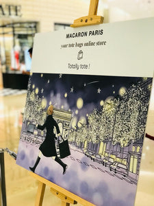 Macaron Paris's first pop-up store in Hong Kong