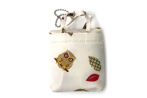 Japanese Eco-Bag Fukurou (Owl)