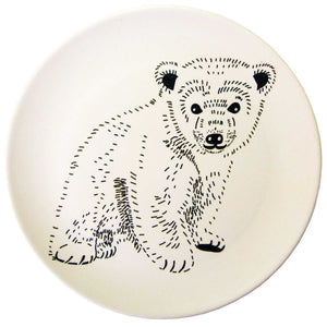 BAMBOO DINNER SET • BEARS
