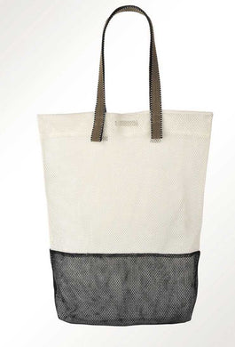 Mesh Bag - Large - Cream