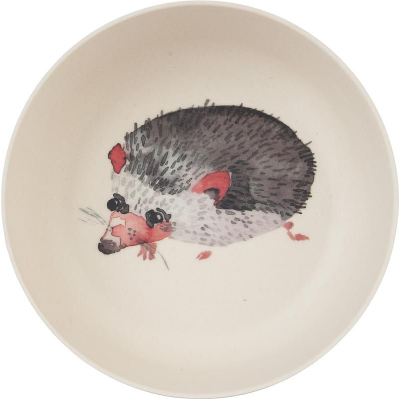 BAMBOO BOWL HEDGEHOG