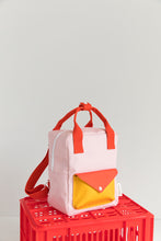 Sticky Lemon Small Envelope Backpack - Soft Pink