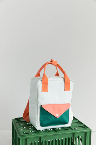 Sticky Lemon Small Envelope Backpack - Powder Green