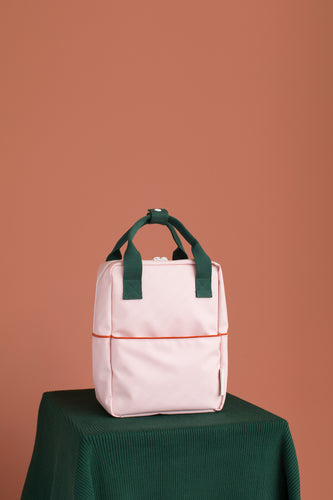 Sticky Lemon Small Backpack Corduroy - Soft Pink