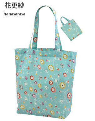 Japanese Eco-Bag Hanasarasa (Flower Gift)