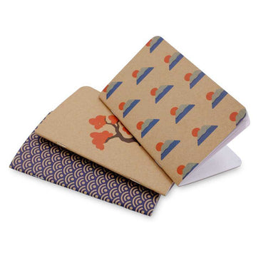 FUJI NOTEBOOK SET IN 3