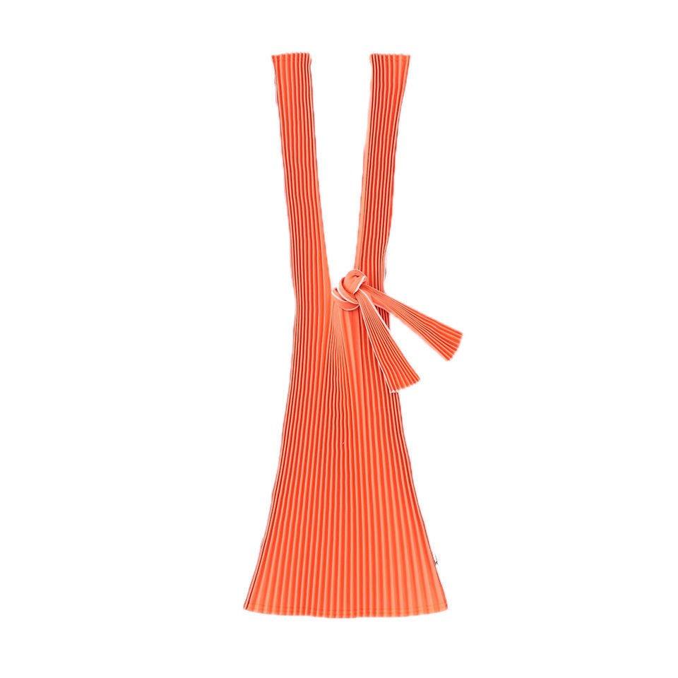 TATE-PLEATS LARGE - ORANGE