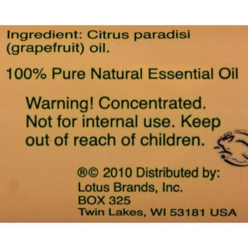 Nature's Alchemy 100% Pure Essential Oil Grapefruit - 0.5 fl oz