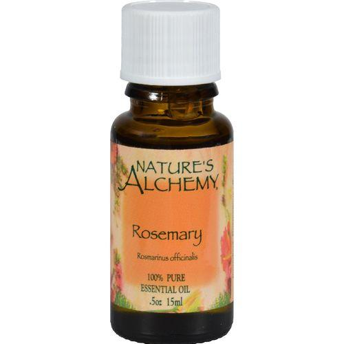 Nature's Alchemy 100% Pure Essential Oil Rosemary - 0.5 fl oz