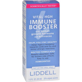 Liddell Homeopathic Vital High Immune - 1 oz