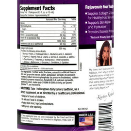 Kardashian Rejuvicare Liquid Collagen Formula Grape - 16 fl oz