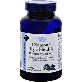 Diamond Herpanacine Diamond Eye Health - 90 Tablets