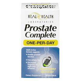 Real Health Prostate Complete (30 Softgels)