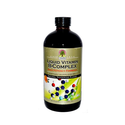 Nature's Answer Liquid Vitamin B-Complex (16 fl Oz)