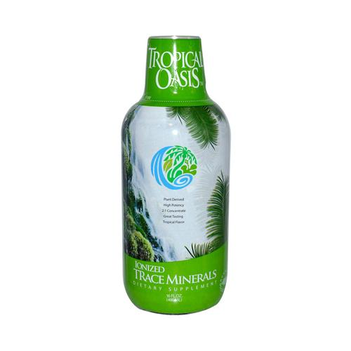 Tropical Oasis Ionized Trace Minerals (16 fl Oz)