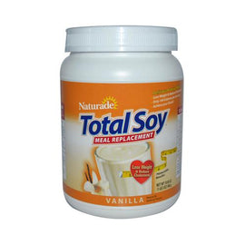 Naturade Total Soy Meal Replacement Vanilla 19.05 Oz
