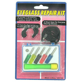 Eyeglass Repair Kit with Case ( Case of 96 )