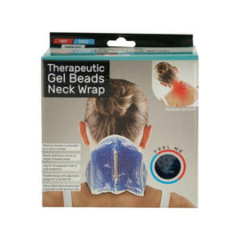 Therapeutic Gel Beads Neck Wrap ( Case of 12 )