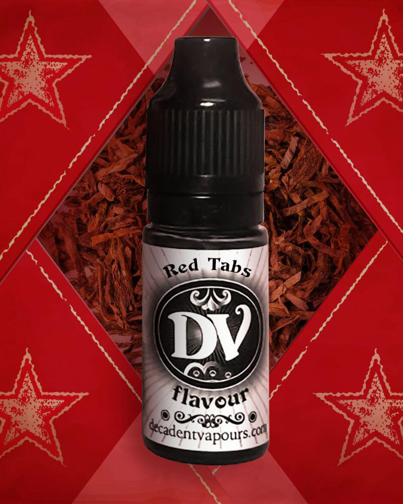 Aroma Red Tab - 10ml