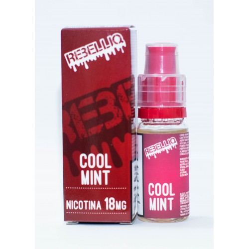 Lichid Rebelliq Cool Mint - 10ml
