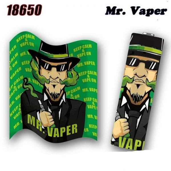 Wrap Acumulator 18650 Mr. Vaper