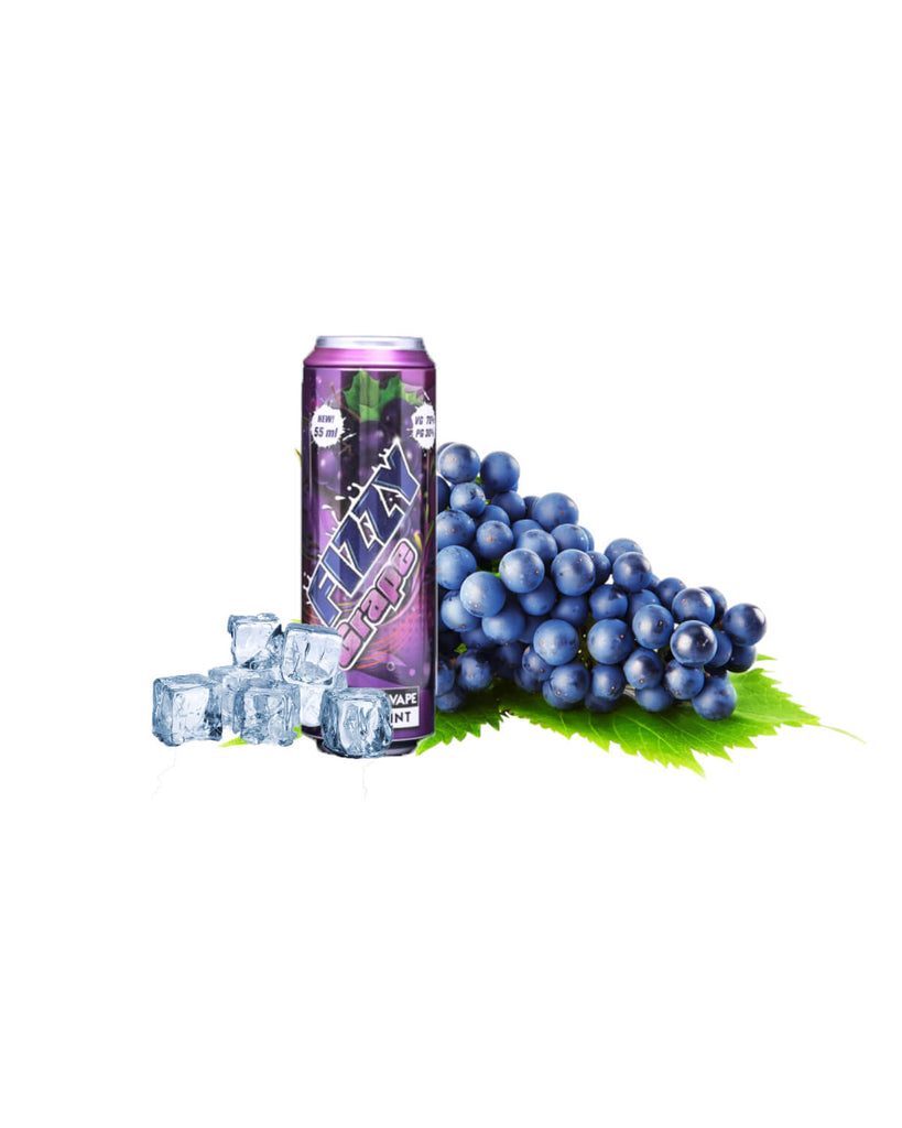 Lichid Fizzy - Grape 55ML