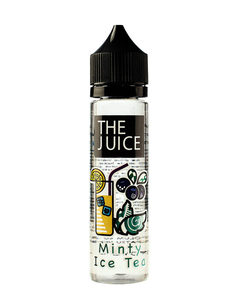 Lichid Minty Ice Tea - 40ML