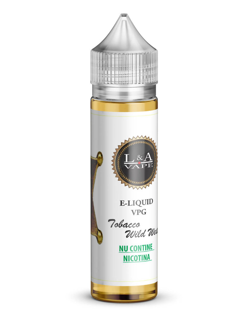 Lichid TOBACCO WILD WEST - 50ML