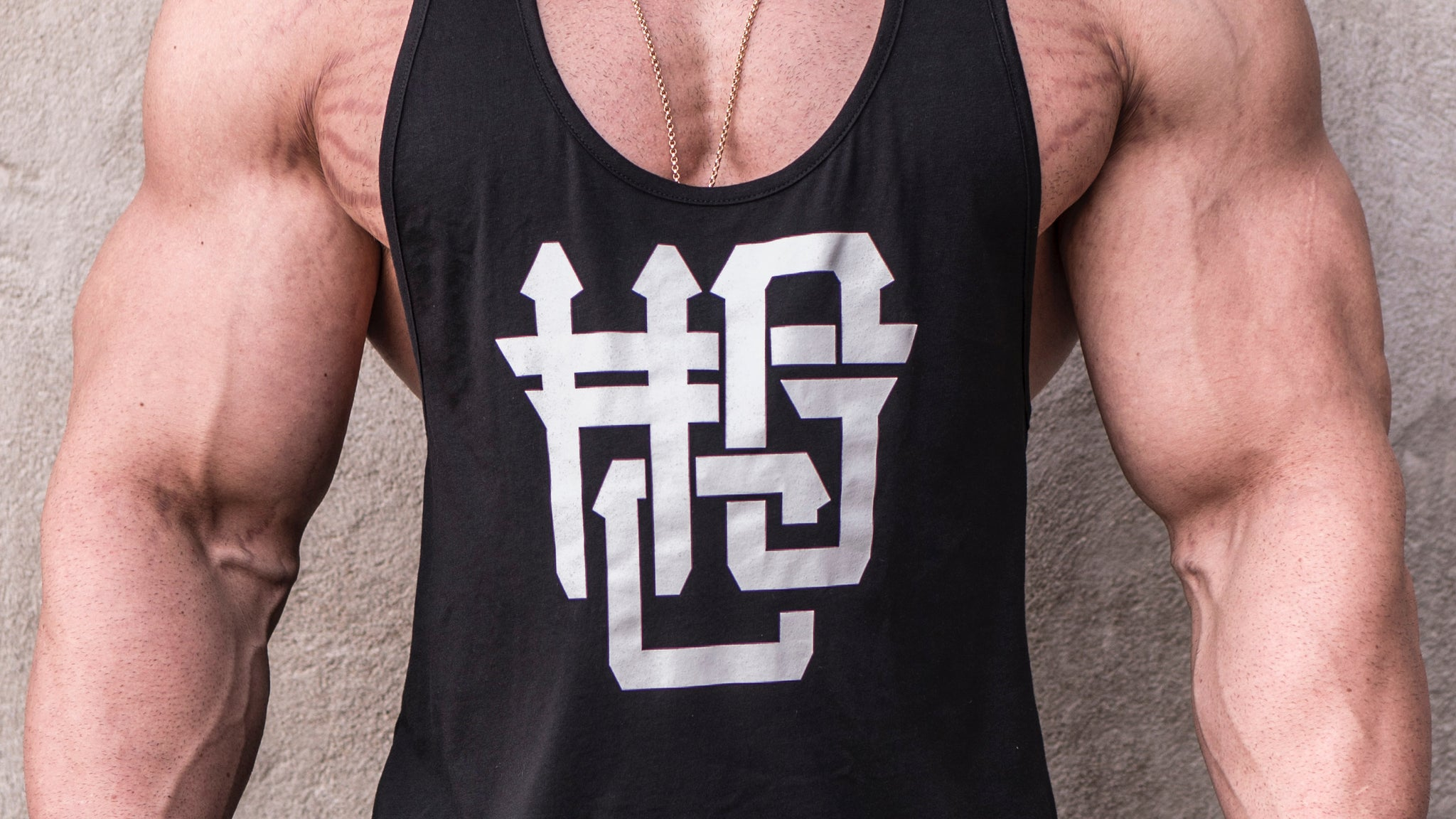 HGC Twisted Tank Top