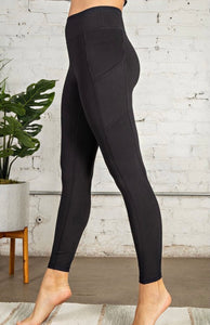 Side Pocket Butter Soft Legging