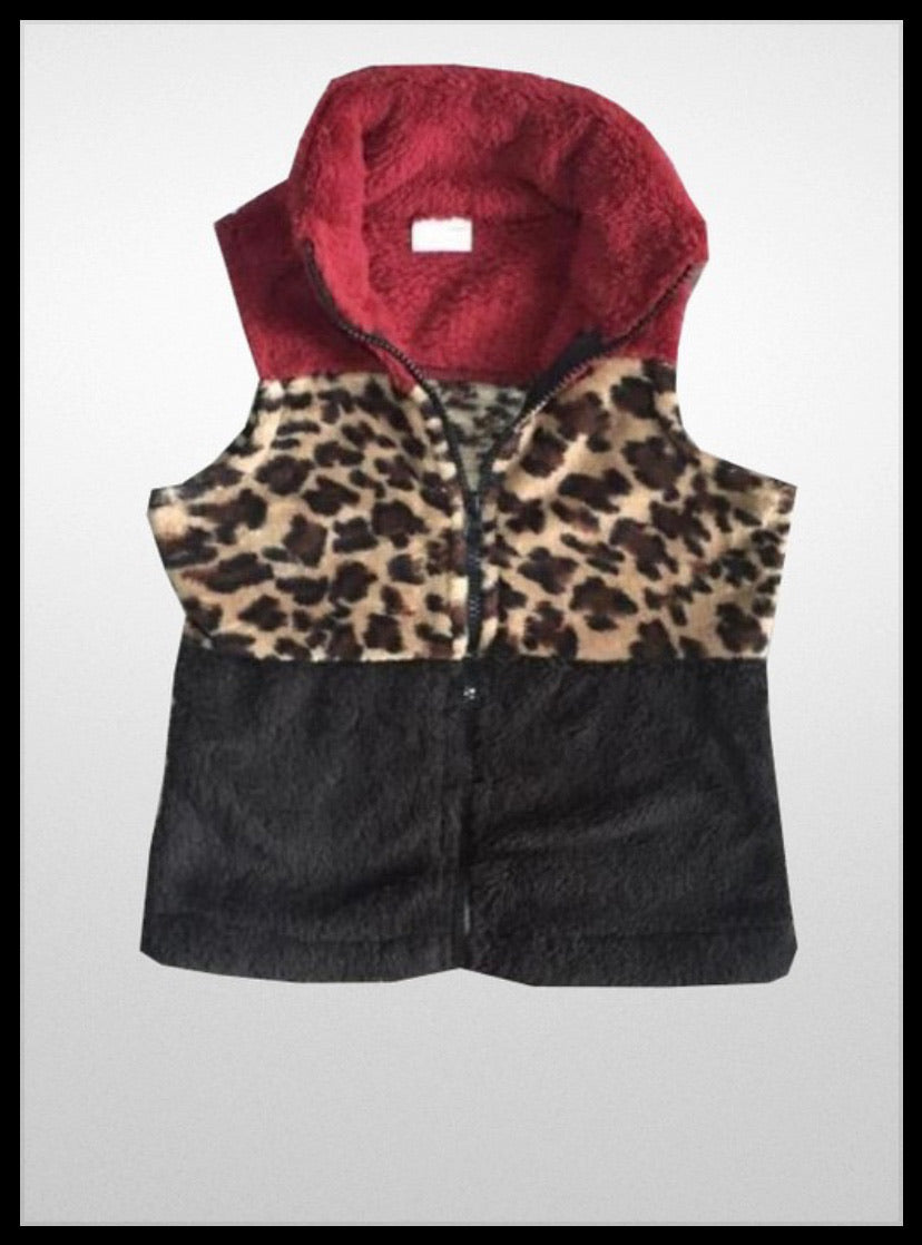 Kid Multi Soft Vest (More Colors)