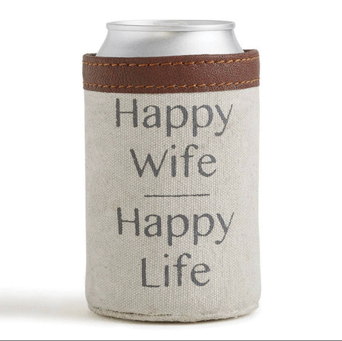Happy Wife, Happy Life Can Cover