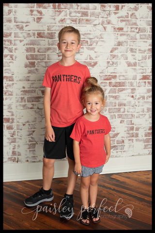Kid Panthers T-shirts