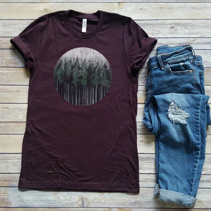 Winter Evergreens T-shirt